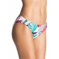 Stroje kąpielowe, strój kąpielowy ROXY - 70S Pant Canary Islands Flora Combo Whi (WBB6) rozmiar: S