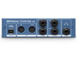 Presonus Studio 26 interfejs audio USB 2.0