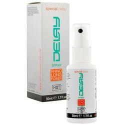 Spray Opóźniający Wytysk 50 ml | 100% DYSKRECJI | BEZPIECZNE ZAKUPY