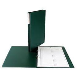 Segregator teczka akt osobowych A4 3cm PVC A,B,C,D - ciemno-zielony \ 3cm