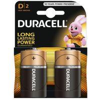 Baterie, Bateria alkaliczna Duracell Plus Power LR20 D 2 sztuki
