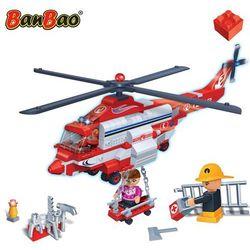 BanBao Helikopter ratunkowy, zestaw klocków, 8315 Darmowa wysyłka i zwroty