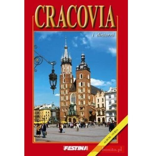 Albumy, Kraków i okolice. Wersja włoska (opr. broszurowa)