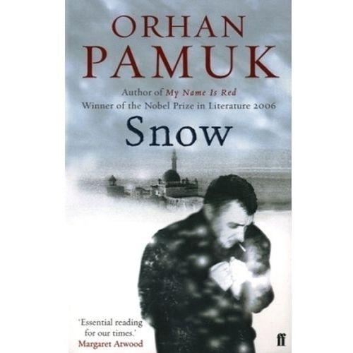 Książki do nauki języka, Snow (opr. miękka)