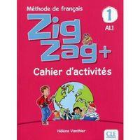 Książki do nauki języka, Zig Zag+ 1 A1.1 Zeszyt ćwiczeń - Helene Vanthier (opr. miękka)