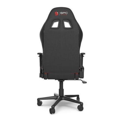 Fotele dla graczy, Fotel dla graczy SPC GEAR SR300F V2 Czerwony SPG038