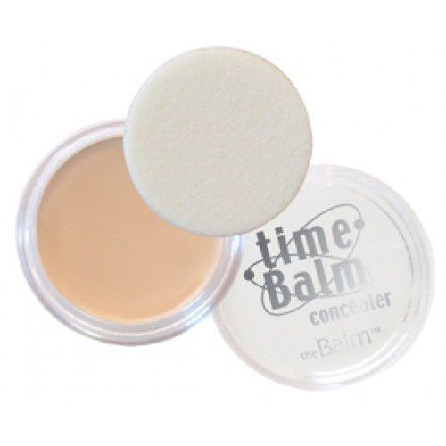 Korektory do twarzy, theBalm Kremowy korektor na cienie TimeBalm korektor 7,5 g (cień Lighter than Light )