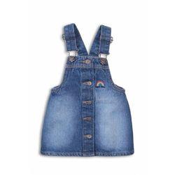 Spódnica jeansowa dla dziewczynki 3Q38A8 Oferta ważna tylko do 2023-11-13