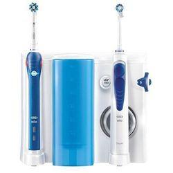 Szczoteczka elektryczna i irygator Oral-B Braun Health Center Pro 3000 + OxyJet