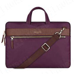 Cartinoe torba na laptopa London Style Series 13,3 cala fioletowa - Fioletowy \ 13.3