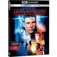 Thrillery, Łowca androidów 4K (Blu-ray) (Blade Runner) - Ridley Scott. DARMOWA DOSTAWA DO KIOSKU RUCHU OD 24,99ZŁ