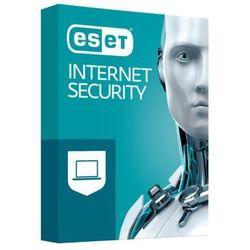 Program ESET Internet Security 2019 (1 PC, 1 rok, przedłużenie)