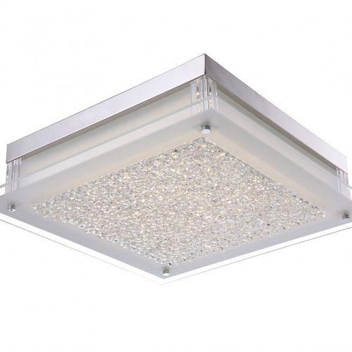 Lampy sufitowe, Kinkiet LAMPA ścienna VETTI C47111-3 Italux plafon OPRAWA sufitowa LED 20W nowoczesna biała