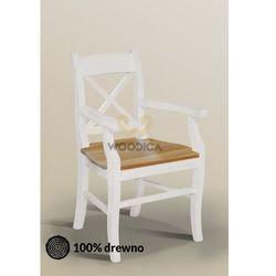 Fotel Nicea 33 X z dębowym siedziskiem Uwaga! Tylko teraz cena promocyjna