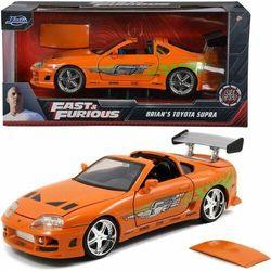 Auto fast & furious 1995 toyota supra 1/24