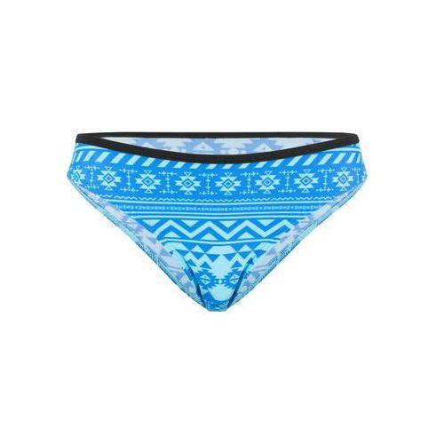 Stroje kąpielowe, Kostium kąpielowy bonprix błękit królewski