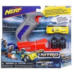 NERF - Nitro Throttleshot Blitz, szary