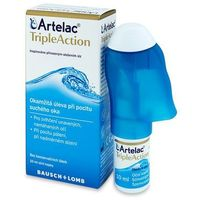 Krople do oczu, Artelac TripleAction 10 ml