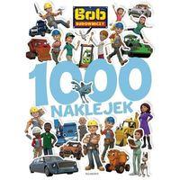 Książki dla dzieci, 1000 naklejek. Bob Budowniczy (opr. miękka)