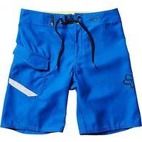 Stroje kąpielowe, strój kąpielowy FOX - Youth Overhead Boardshort True Blue (188) rozmiar: 28