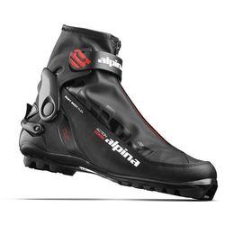 Alpina buty do narciarstwa biegowego A Combi Black/Red/White 40 - BEZPŁATNY ODBIÓR: WROCŁAW!