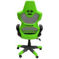 Fotele dla graczy, Fotel E-BLUE Cobra EEC307GRQTA-IA Zielony