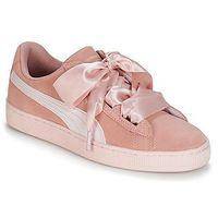 Buty sportowe dla dzieci, Trampki niskie Puma JR SUEDE HEART JEWEL.PEACH 5% zniżki z kodem CMP5. Nie dotyczy produktów partnerskich.