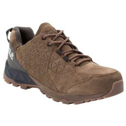 Męskie buty trekkingowe CASCADE HIKE LT TEXAPORE LOW M dark wood / phantom - 8