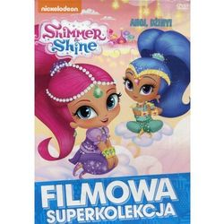 Shimmer And Shine Ahoj Dżiny! - Media Service Zawada OD 24,99zł DARMOWA DOSTAWA KIOSK RUCHU