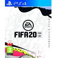 Gry na PlayStation 4, Gra PS4 FIFA 20 Edycja Mistrzowska