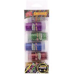 Brokat sypki EASY 838927 6 kolorów (8 g)