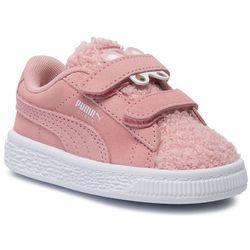 Sneakersy PUMA - Suede Winter Monster V Inf 370006 03 Bridal Rose/Mocha Mousse