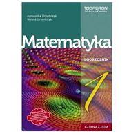 Matematyka, Matematyka 1 Podręcznik - Wysyłka od 3,99 - porównuj ceny z wysyłką (opr. miękka)