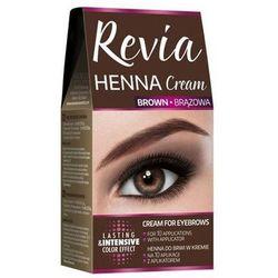 Verona Revia Henna do brwi w kremie Brązowa 15ml - Verona OD 24,99zł DARMOWA DOSTAWA KIOSK RUCHU