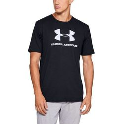 Under Armour Sportstyle Logo Tee (1329590-001)