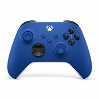 Gamepady, QAT-00002 Xbox Blue Kontroler Bezprzewodowy MICROSOFT