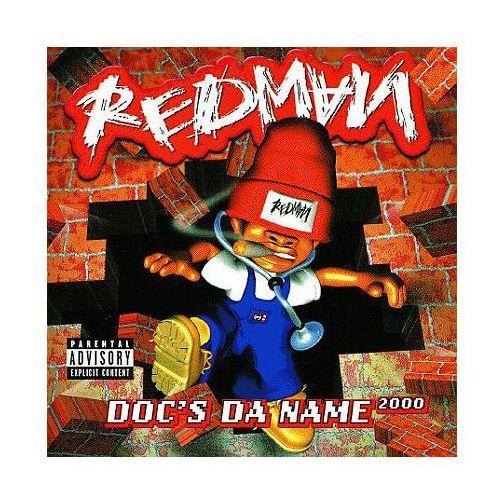 Pozostała muzyka rozrywkowa, Doc's Da Name 2000 - Redman (Płyta CD)