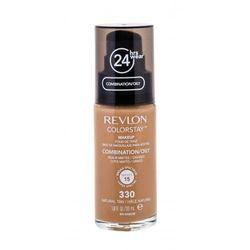 Revlon Colorstay Combination Oily Skin SPF15 podkład 30 ml dla kobiet 330 Natural Tan
