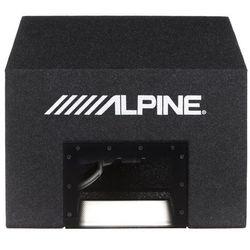 Alpine Subwoofer samochodowy Alpine SBG-1244BP w skrzyni