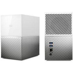 Serwer plików NAS WD My Cloud Home Duo 4TB (2x2TB) (WDBMUT0040JWT)