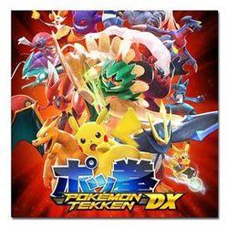 Pokémon Tekken DX - Nintendo Switch - Akcja