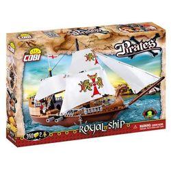 Pirates Statek królewski Galeon