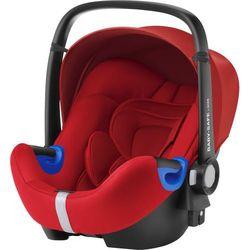 BRITAX ROMER BABY-SAFE i-SIZE FLAME RED 0-13KG  RABAT DO 150 ZŁ   IDŹ DO SKLEPU I SPRAWDŹ  