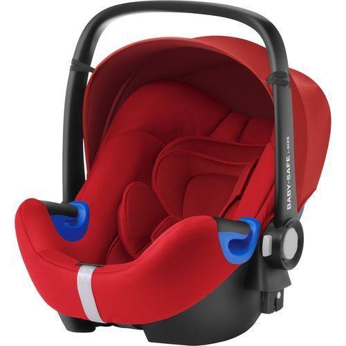 Pozostałe foteliki i akcesoria, BRITAX ROMER BABY-SAFE i-SIZE FLAME RED 0-13KG