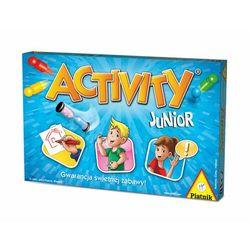 Gra Activity Junior + PREZENT do zakupów za min.30 zł.