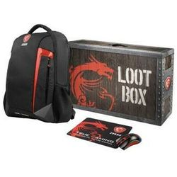 MSI LootBox Pack_ GS zestaw DEMO