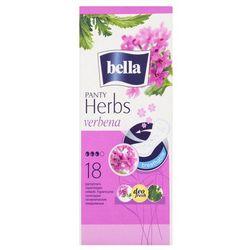 Wkładki higieniczne Bella Herbs wzbogacone werbeną 18 szt.