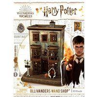 Puzzle, Puzzle 3D Harry Potter Sklep Ollivandera z różdżkami na Pokątnej (DS1006h)
