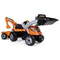 Traktory dla dzieci, Smoby Traktor Max