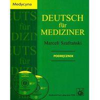 Książki medyczne, DEUTSCH FÜR MEDIZINER PODRĘCZNIK (opr. miękka)